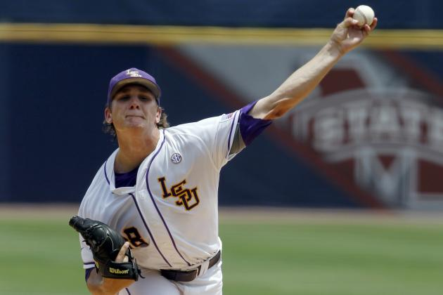 SEC Baseball Tournament 2014: Final Four Scores, Bracket, Championship Schedule