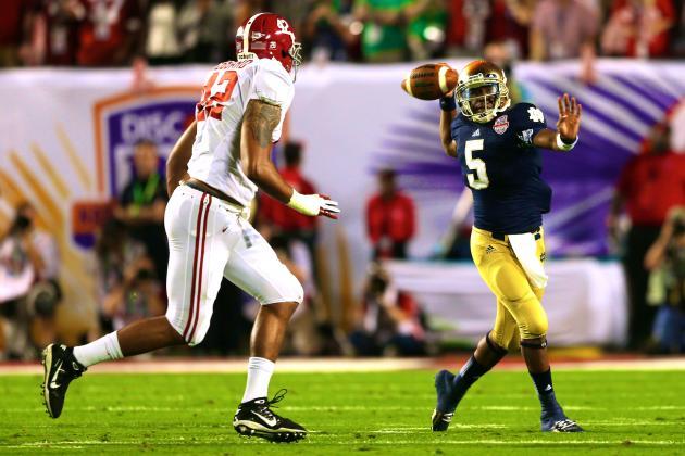 Notre Dame vs. SEC Opponent During Regular Season Needs to Happen