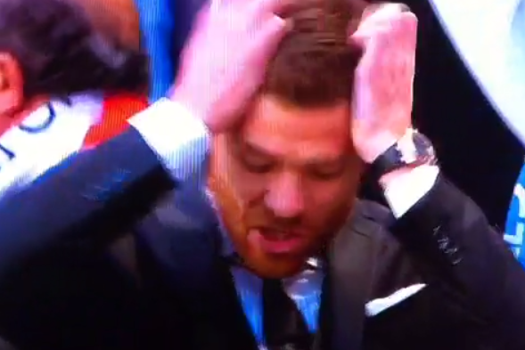 Gareth Bale Misses Simple Goal Chance After Great Run, Xabi Alonso Reacts Badly