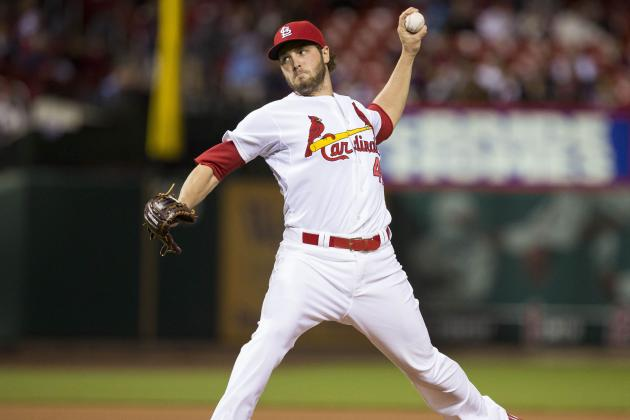 Cards Place Siegrist on DL Due to Forearm Strain