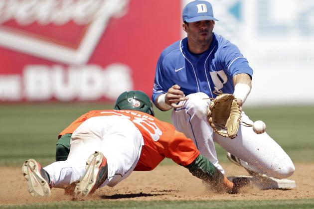 ACC Baseball Tournament 2014: Day 5 Scores, Bracket, Championship Schedule