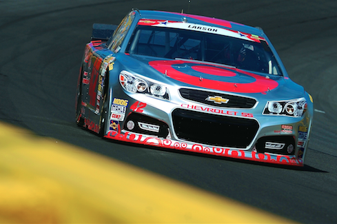 NASCAR Nationwide Series at Charlotte 2014: Live Leaderboard Updates