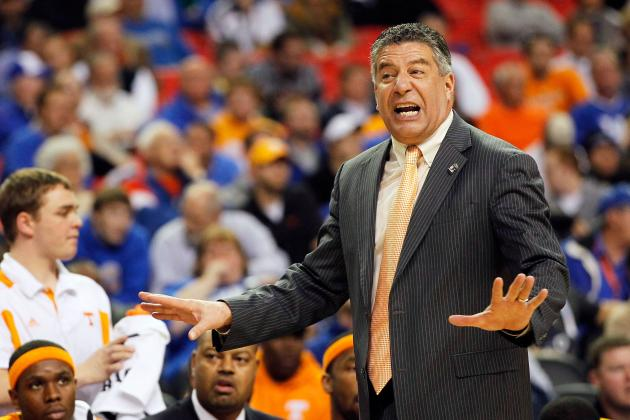 Bruce Pearl: 'We Have Lost Prospects' Because of Show-Cause Penalty