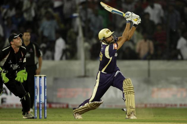 Yusuf Pathan's 72 from 22: Breaking Down the Kolkata Star's Innings