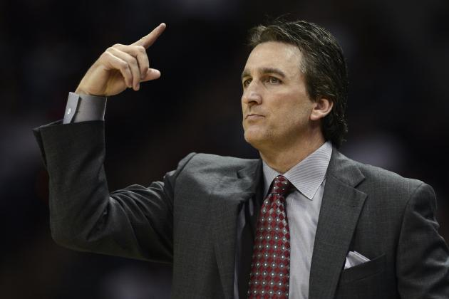Vinny Del Negro Reportedly on Cleveland Cavs' Coaching Interview List