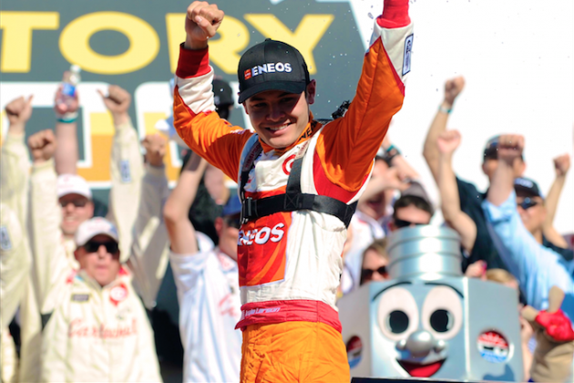 NASCAR Nationwide Series at Charlotte 2014: Results, Winner, Standings, Reaction