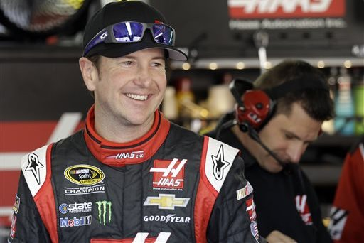 Kurt Busch's Attempt at History Adds Intrigue to Renowned Racing Weekend