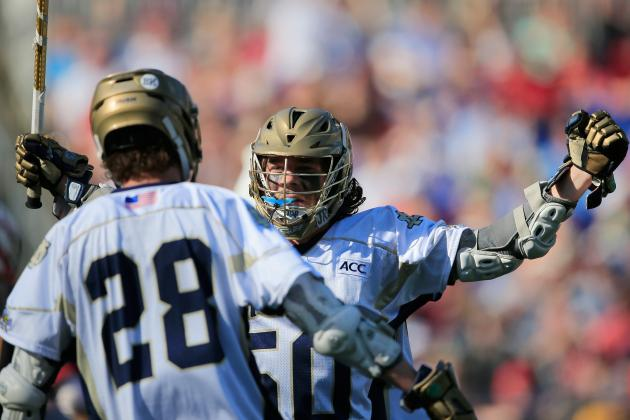 Notre Dame vs. Maryland:  Score and Recap from 2014 NCAA Lacrosse Tournament