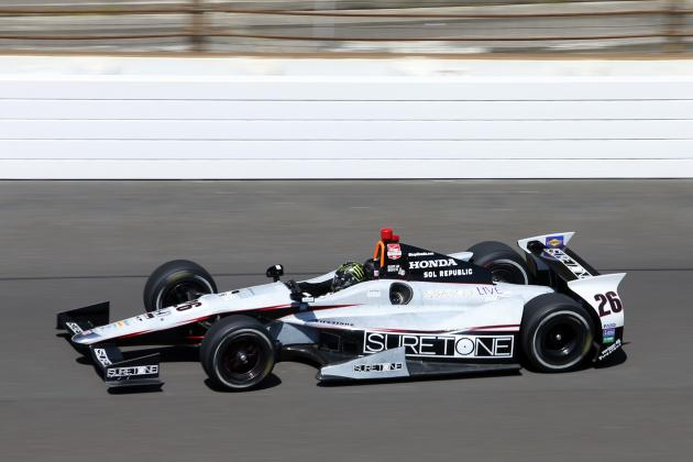 Indy 500 2014: Complete Starting Grid, Viewing Info and Pre-Race Storylines