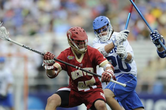 NCAA Lacrosse Tournament 2014: Semifinals Results and Championship Preview