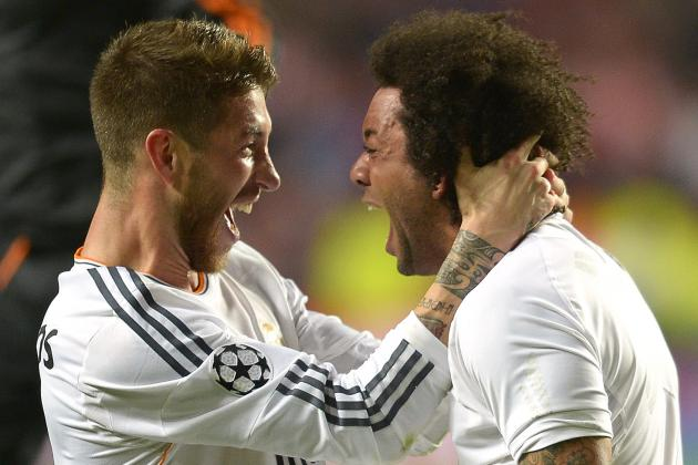 Carlo Ancelotti Won Real Madrid La Decima with Marcelo and Isco Substitutions