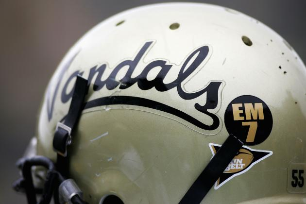 Idaho Now on Fifth OL Coach in Five Years