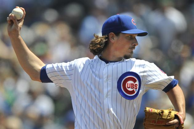 Cubs Must Trade Jeff Samardzija Now