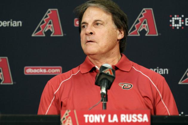 Tony La Russa Changes Everything for the Arizona Diamondbacks