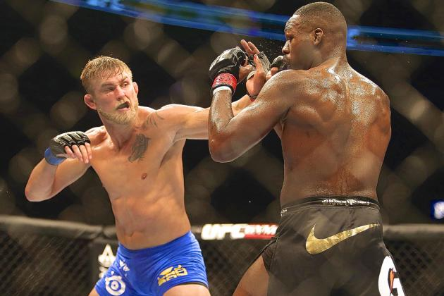 Jon Jones vs. Alexander Gustafsson 2 Targeted for UFC 177 on August 30
