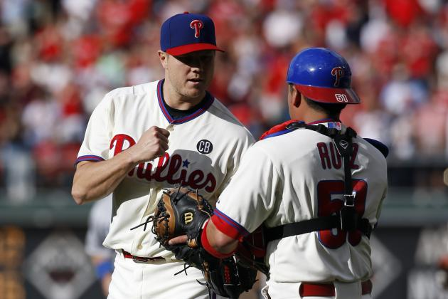 Phillies' Jonathan Papelbon Closing in on 300 Career Saves