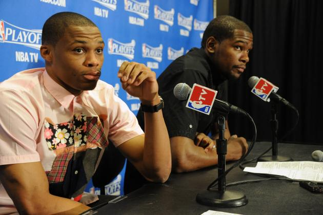 Have Kevin Durant, Russell Westbrook Taken Thunder as Far as They Can Go?
