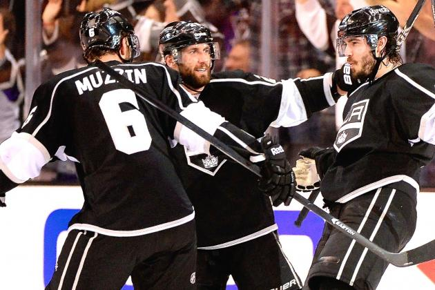 Chicago Blackhawks vs. Los Angeles Kings Game 3: Live Score and Highlights