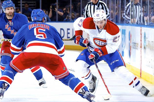 Montreal Canadiens vs. New York Rangers: Preview and Prediction for Game 4