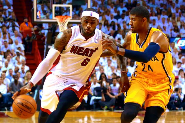 Miami Heat vs. Indiana Pacers Game 3: Live Score, Highlights and Reactions