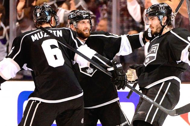 Blackhawks vs. Kings: Game 3 Score and Twitter Reaction from 2014 NHL Playoffs