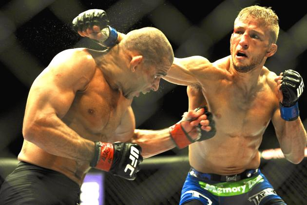 The Good, Bad and Strange from UFC 173