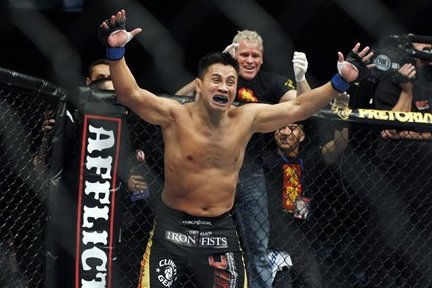Cung Le vs. Michael Bisping Booked to Headline UFC Fight Night in China