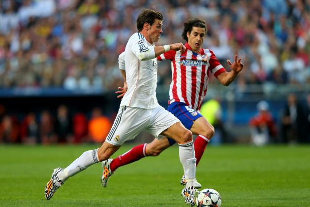 Champions League 2014: Best and Worst Performers from Real Madrid vs. Atletico