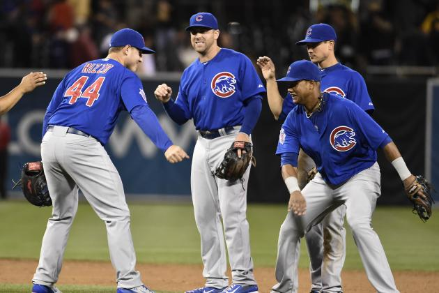 Cubs hold on for 3-2 win over Padres