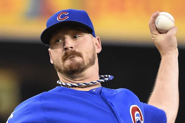 Travis Wood Leads Cubs to Victory over Padres