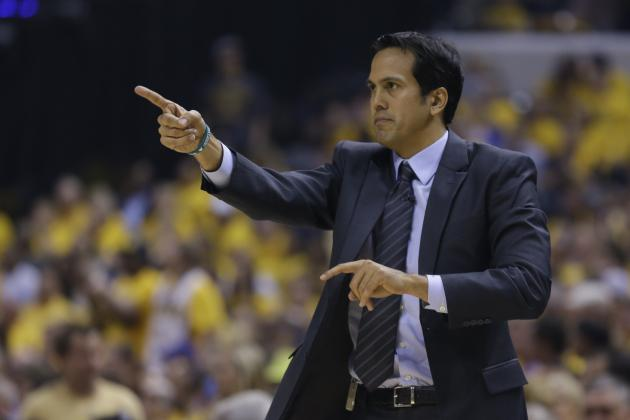 Erik Spoelstra's Strong Coaching Performance Steers Miami Heat's Game 3 Win