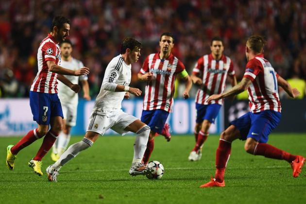 Real Madrid vs. Atletico Madrid: Stats Comparison from Madrid Derby 2014