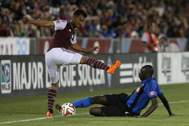 Colorado Rapids vs. Montreal Impact