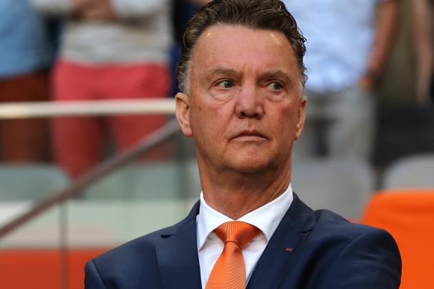 Louis Van Gaal's Daughter Won't Pass Twitter Messages to Manchester United Boss