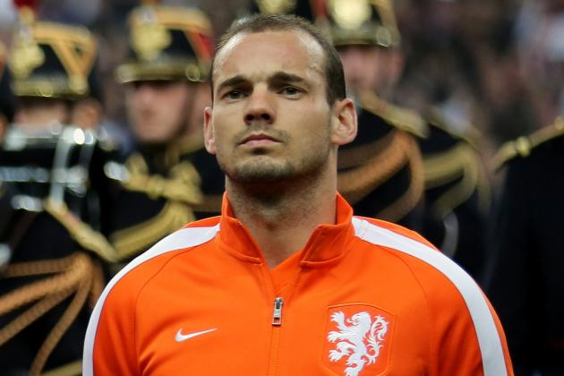 World Cup: What a Successful Tournament Would Mean to Wesley Sneijder