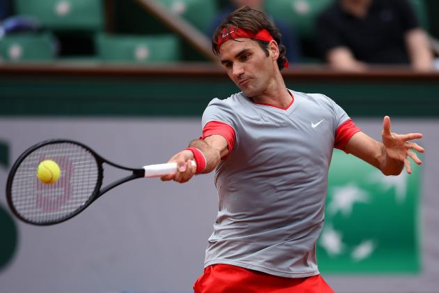 Roger Federer vs. Lukas Lacko: Score and Recap from 2014 French Open