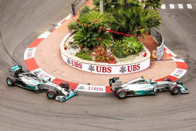 Monaco Grand Prix 2014: Live Lap-by-Lap Updates, Highlights, Report and More