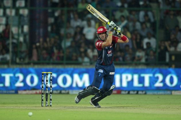 Kevin Pietersen 58 off 41 Balls vs. Kings XI Punjab: The Comeback That Never Was