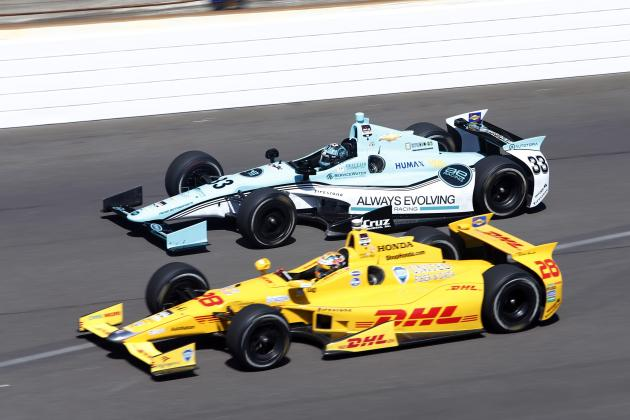 Indy 500 Lineup 2014: Complete Starting Grid for Key IndyCar Event