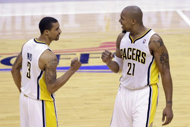 David West and George Hill Must Come Back to Life for Indiana Pacers