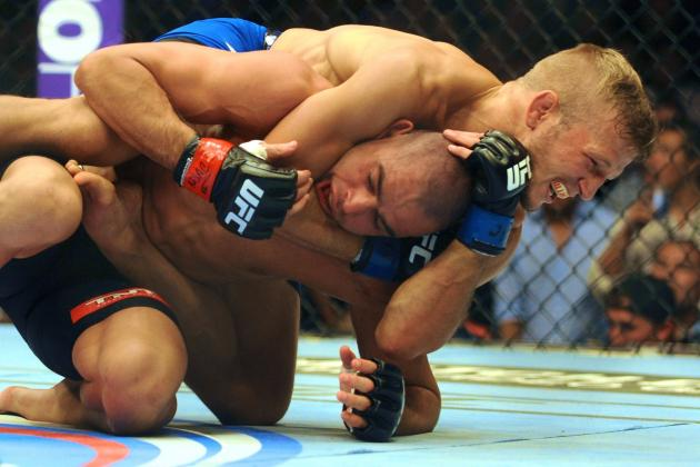 UFC 173: TJ Dillashaw and the Knockdown That Changed Everything
