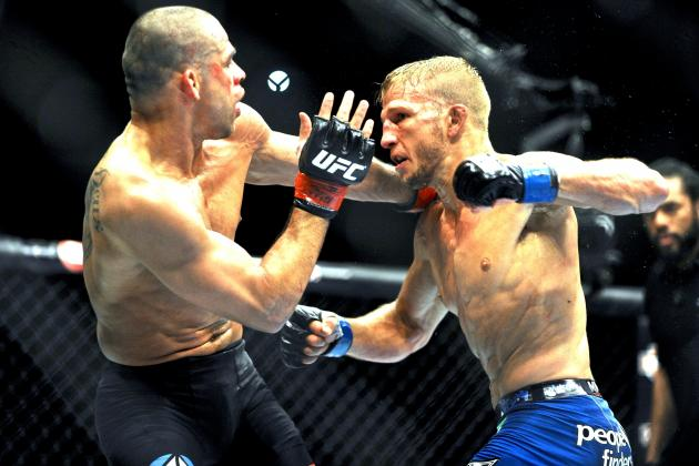 TJ Dillashaw Re-Legitimizes 'The Ultimate Fighter' as Talent Source at UFC 173