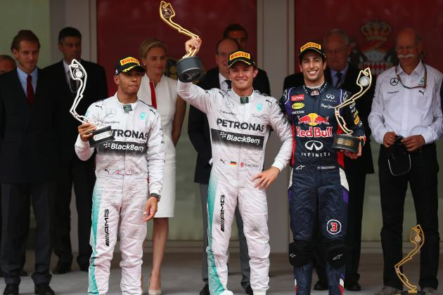 Monaco F1 Grand Prix 2014: Final Results and Analysis of Top Drivers