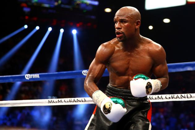 Analyzing Floyd Mayweather's Best Options for Next Fight