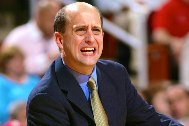 Report: Memphis Grizzlies Want Jeff Van Gundy to Coach, Be Team President