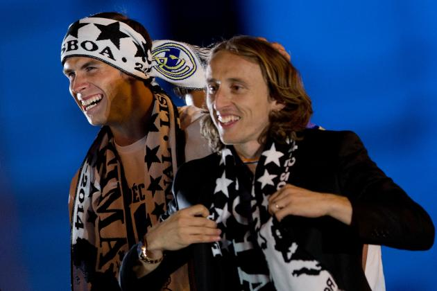 Bale and Modric's Champions League Win Provokes Mixed Feelings for Tottenham