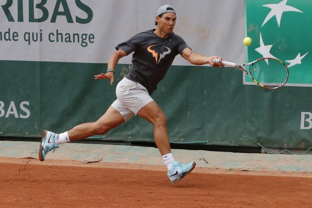 French Open 2014: Full TV and Live Stream Schedule for Day 2 at Roland Garros