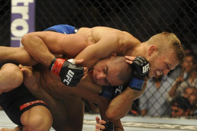 T.J. Dillashaw: How the New 135-Pound Champ Dethroned Renan Barao at UFC 173