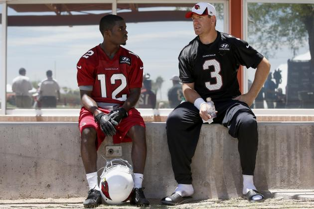 The Most Intriguing Rookie Storylines at Arizona Cardinals OTAs