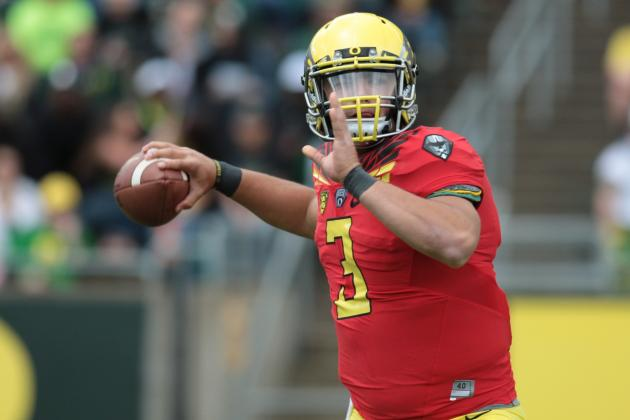 SDSU Gets Big QB Transfer from Oregon